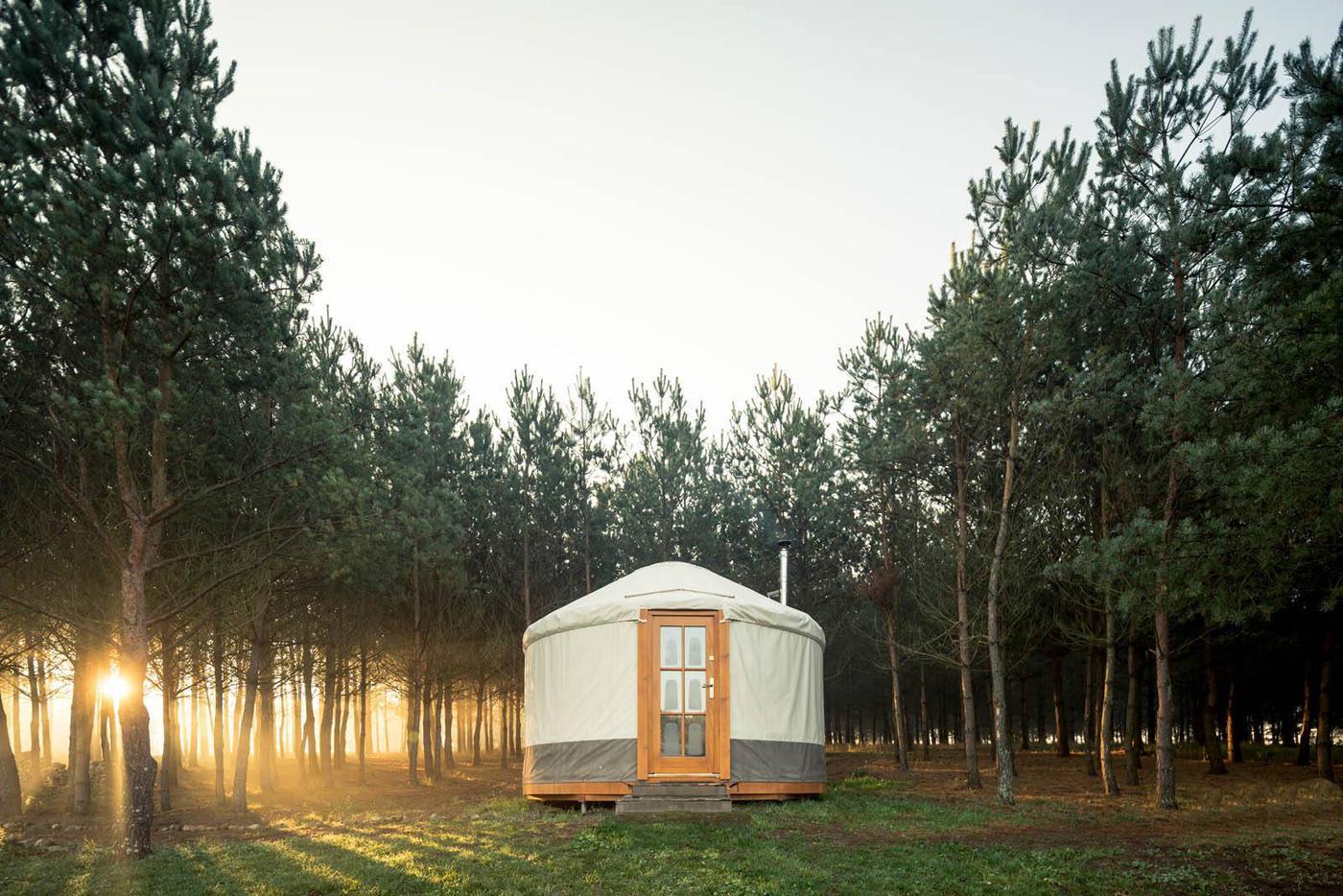 4Rest Yurts